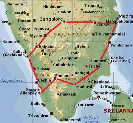 Voyage Inde Inde Du Sud Essentielle Kst Tours